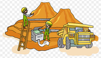 Career as Mining Engineer