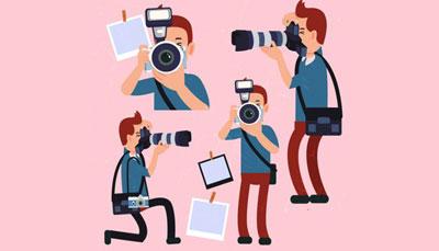 Career as Photographer