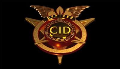 Crime Investigation Department (CID) Officer