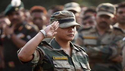 Army Officer