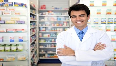 Career as Pharmacist