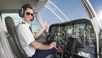 Career as Pilot
