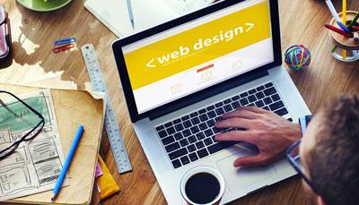 Career as Web Designer