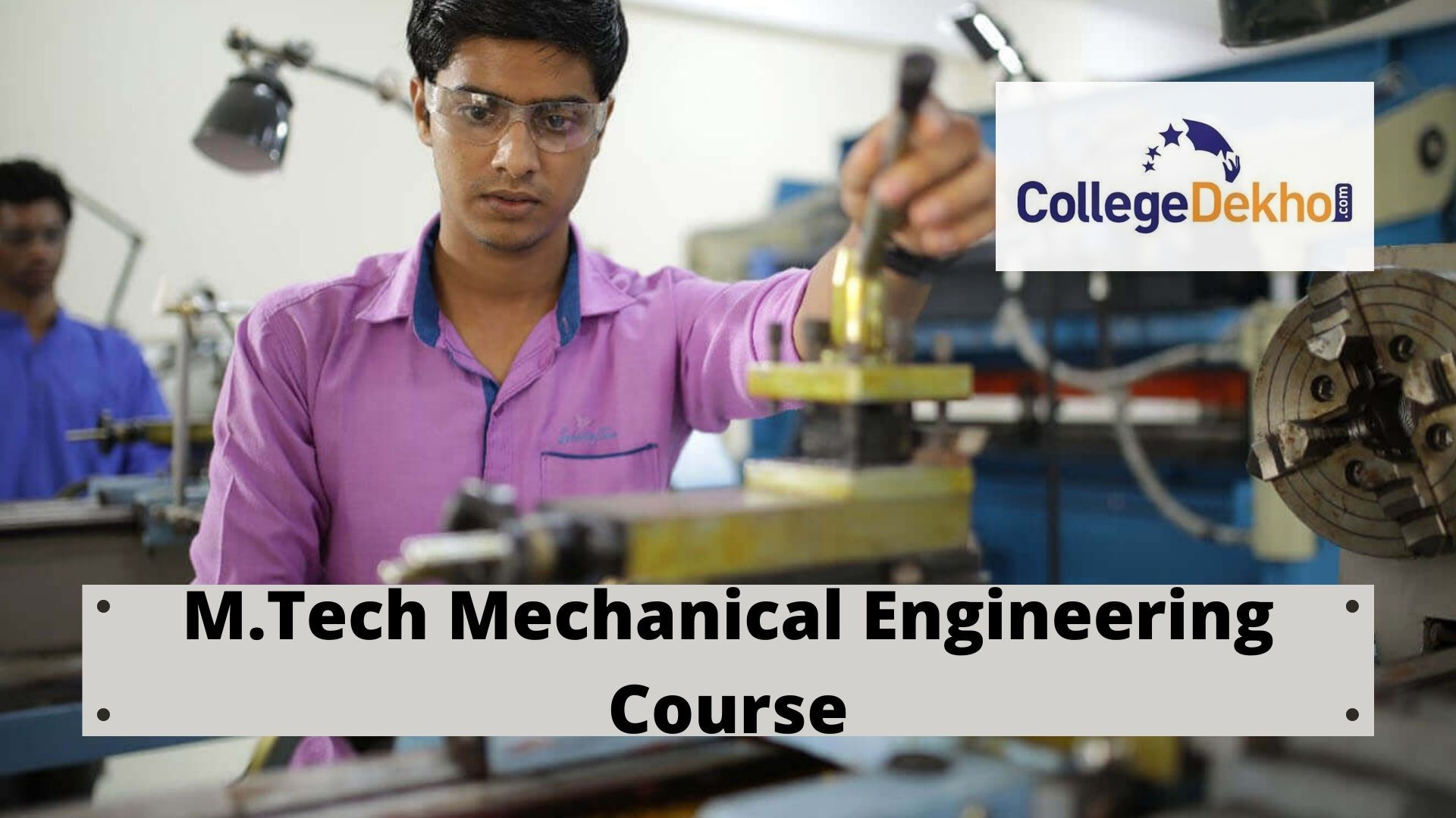 Masters of Technology Mechanical Engineering
