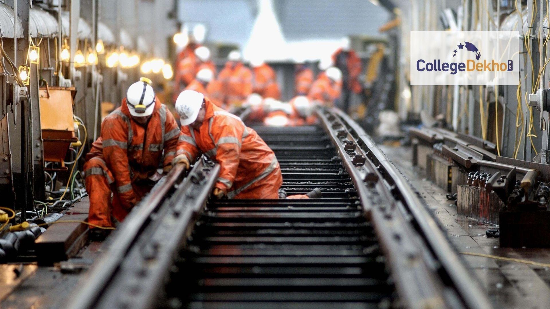 Bachelor of Technology in Railway Engineering
