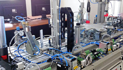 B.Tech - Mechatronics Engineering