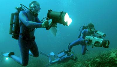 M.Sc - Oceanography