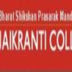 Jaikranti College of Computer Science and Management Studies