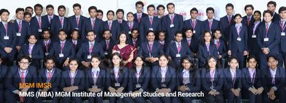 MGM Institute of Management Studies and Research
