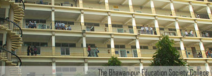 The Bhawanipur Education Society College