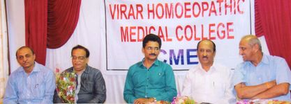 Virar Homoeopathic Medical College