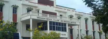 Meenakshi Mission Hospital College