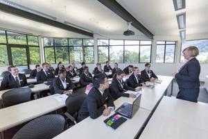 QRC - Classroom