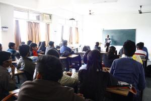 JNU - Classroom