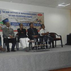 Sri Sai Ram Institute of Management Studies