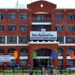Babu Banarasi Das National Institute of Technology & Management