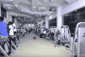 KLCE - Gym
