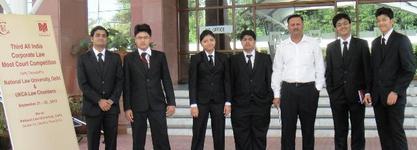 R N Patel Ipcowala School of Law & Justice