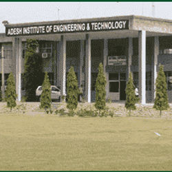 Adesh Institute of Engineering and Technology