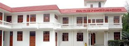Aravali College of Advanced Studies in Education