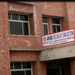 Anand College of Education