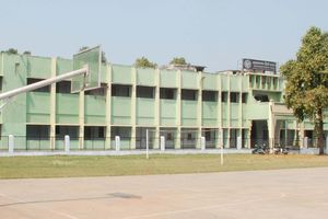 ALLAHABAD DEGREE COLLEGE - Infra