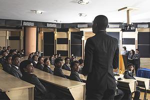 AIT, Bangalore - Classroom
