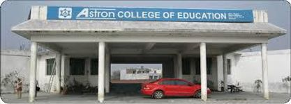 Astron College of Education