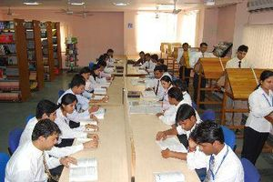 AIMT, Greater Noida - Library
