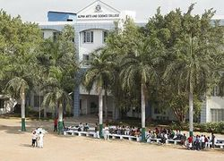 Alpha Arts and Science College