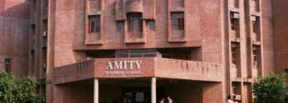 Amity School of Urban Management