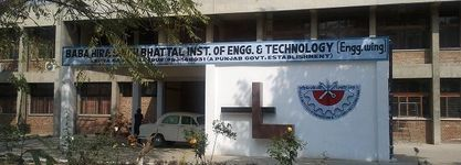 Baba Hira Singh Bhattal Institute of Engineering and Technology