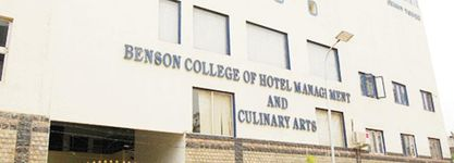 Benson College of Hotel Management & Culinary Arts