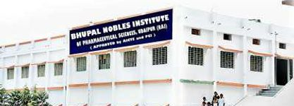 Bhupal Noble s  Institute of  Pharmaceutical  Sciences