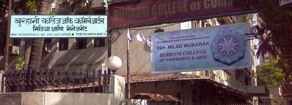 Burhani College of Commerce & Arts