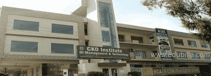 CKD Institute of Management and Technology