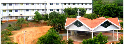 C.S.I Jeyaraj Annapackiam College of Nursing & Allied Sciences
