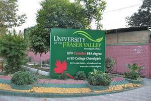 UFV  - Banner