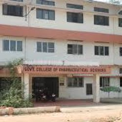 College Of Pharmaceutical Sciences - Government Medical College