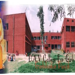 D.A.V College For Girls