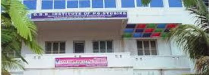 DBB Institute of PG Studies