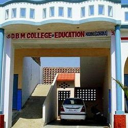 D.B.M College of Education