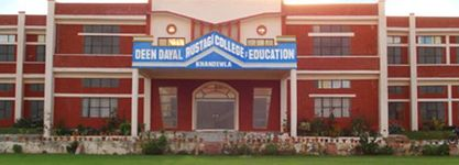 Deen Dayal Rustagi College of Education