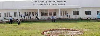 Deen Dayal Upadhyaya Institute of Management and Higher Studies