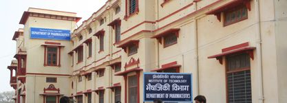 Department of Pharmaceutics Institute-(IIT)-Banaras Hindu University