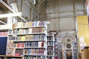 RHUL - Library
