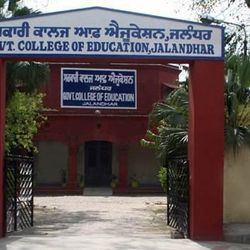 Govt College of Education