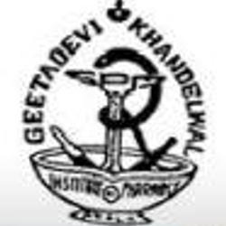 Geetadevi Khandelwal Institute of Pharmacy