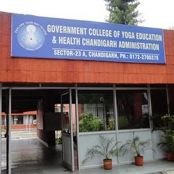 Government College of Yoga Education and Health