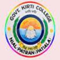 Government Kirti College